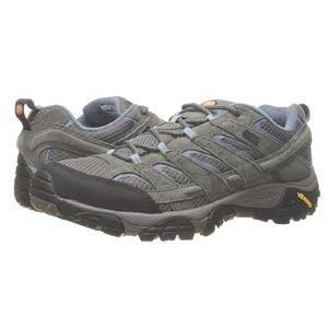 Merrell Womens Moab 2 Waterproof Hiking Shoe Grani